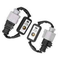 LED Rückleuchten Dynamische Blinker Adapter Harness Blinker Modul Kits Fit für AUDI A5 S5 B 8,5 B9 2012-2019 auto zubehör