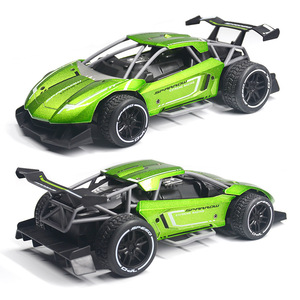 Image 4 - RC Car 1:16 2.4G Remote Control Car Radio Remote Control Racing Car Toy For Kids Gifts RC Models