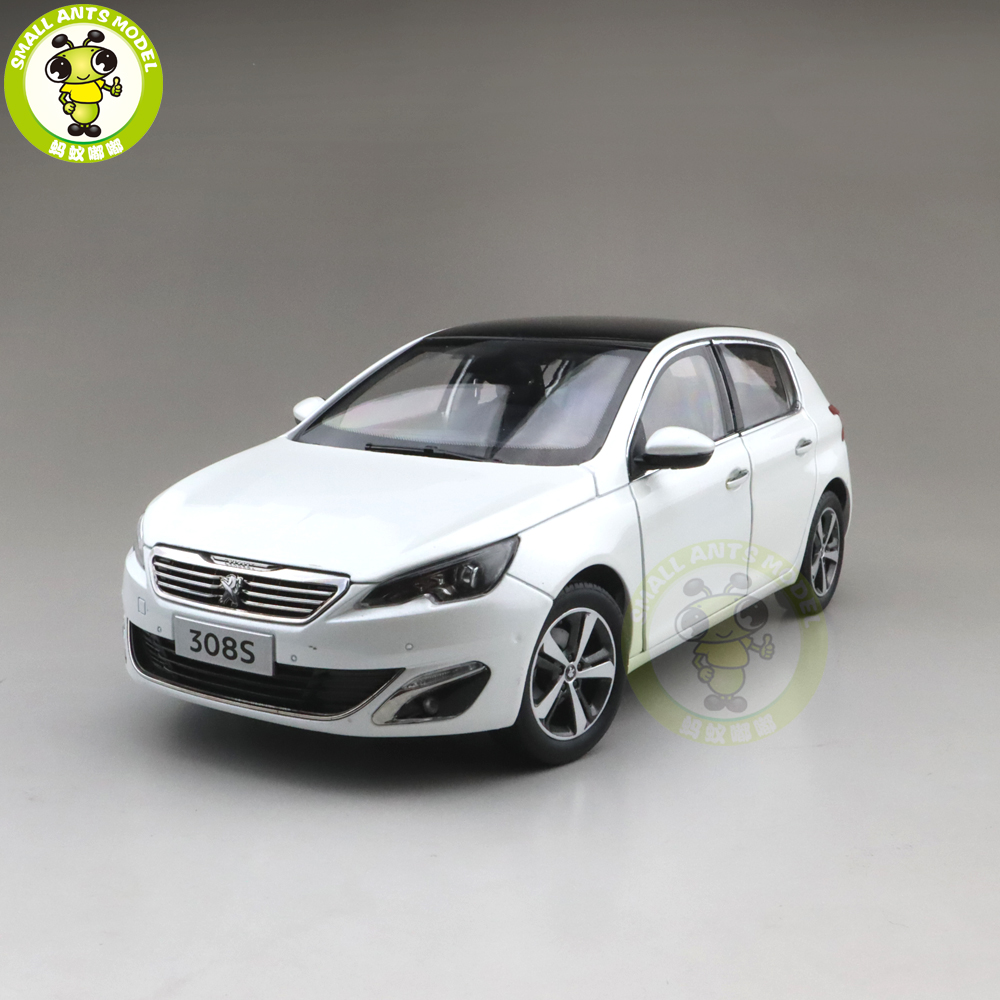 1/18 308 308S 2015 Diecast Model Car Toys Boys Girls Gifts