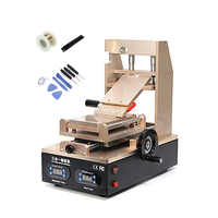 3 in 1 OCA Glue Remover Machine LY 904 LCD Touch Screen Panel Repair Equipment for mobile phone