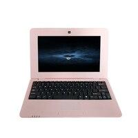 Нетбук по низкой цене, 10 дюймов, для студентов, детей, Android, ноутбук, мини планшет, 2 Гб ОЗУ, 32 ГБ S500, розовый, iTSOHOO Arm, ноутбук, компьютер