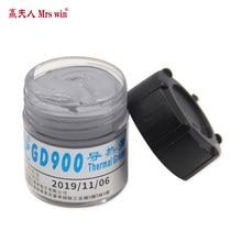 GD900 – pâte graisse thermique, dissipateur de chaleur mx-2 pour processeur CPU haute Performance 30 grammes
