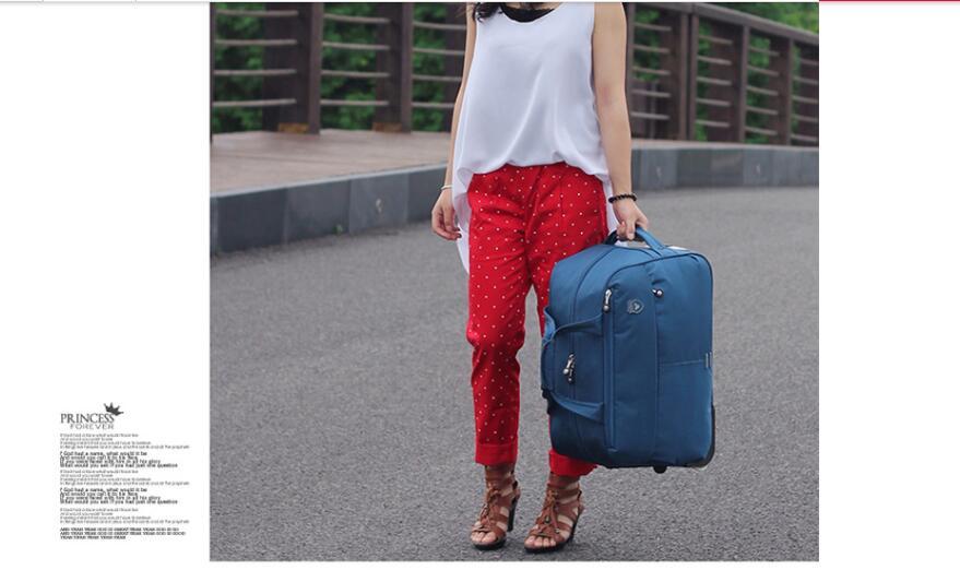 de viagem carry on rolling bagagem sacos
