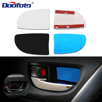 Auto Door Inner Bowl Sticker interior moulding For Toyota Corolla 2016 to 2018 4pcs car Trim Interior Stickers Case accessories image