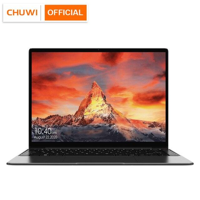 CHUWI GemiBook Pro 14 inch 2K Screen Laptop 12GB RAM 256GB SSD Intel Celeron Quad Core Windows 10 Computer with Backlit Keyboard 2