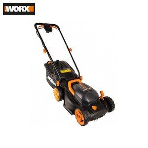 Rasenmäher WORX WG779E elektrische akkumulator Garten Power Tools
