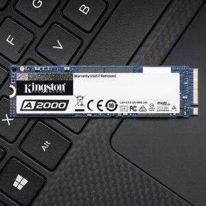 Image 3 - קינגסטון חדש A2000 NVMe PCIe M.2 2280 SSD 250GB 500GB 1TB הפנימי דיסק קשיח SFF עבור מחשב נייד Ultrabook