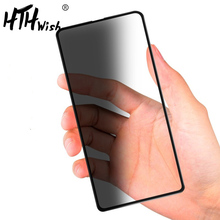 privacy screen protector Tempered Glass Ultra-thin high quality Screen Protector for xiaomi mi mix 3 anti-peeping glass film