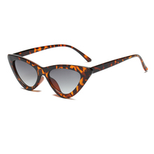 Fashion Cat Eye Sunglasses Women Plastic