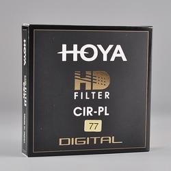 Фильтр Hoya HD CPL 58 мм 67 мм 72 мм 77 мм 82 мм, Круглый поляризационный фильтр hoya HD CIRPL, тонкий поляризатор для объектива камеры, сделано в Японии