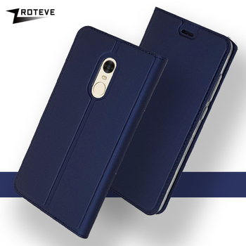 Redmi Note 4x Case ZROTEVE Wallet Leather Case For Xiaomi Redmi Note 4 Pro Global Xiomi Cover For Xiaomi Note 4x 4 Note4 Cases