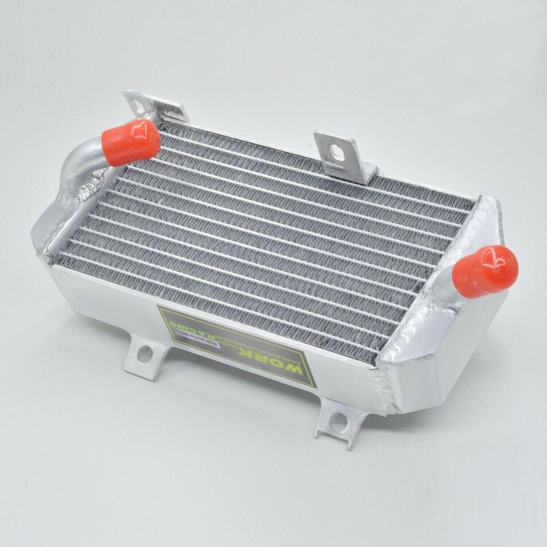 Aluminio de carreras radiador para honda crf450r 450r CRF 2013 2014 motor radiador