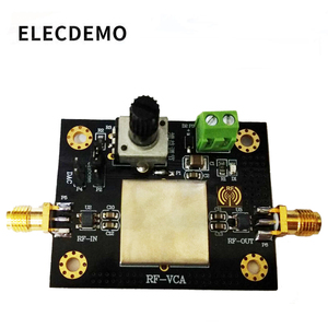Image 2 - ADL5330 modülü geniş bant gerilim değişken kazanç amplifikatör modülü 20dB kazanç yüksek doğrusal çıkış güç fonksiyonu demo kurulu