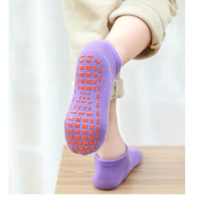 Non-slip Socks Floor Socks Adult Socks Female Children Early Education Socks Men Professional Trampoline Socks Yoga