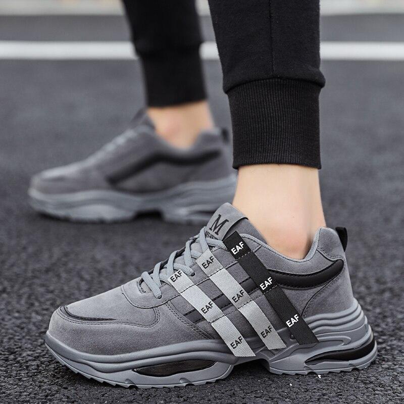 Men's Sport Shoes Men Casual Sneakers Trainers Male Gym Shoe Fashion Comfortable Footwear Male Adult Krasovki Men Tenis Feminino
