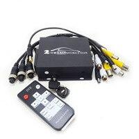 5MP DVR 2CH MINI mobile dvr Real time HD 1080P 2 Channel SD DVR CVBS/AHD 5.0MP mini vehicle DVR with remote control