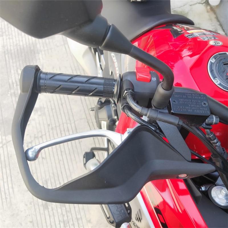 Barre de brosse main gardes frein Handguard coquille Protection vent bouclier déflecteur couverture pour Honda CB500X 13-18 CB 500X 2013-2018 2014
