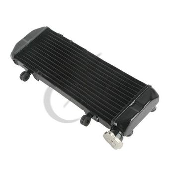Motorcycle Radiator Cooler Aluminum Replacement For HONDA VFR400 NC30 RVF400 NC35