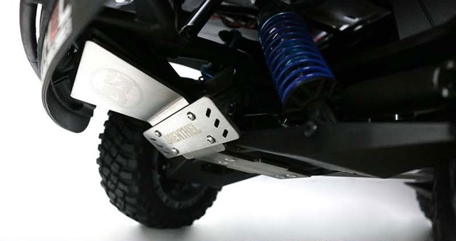 For 1/6 LOSI SUPER BAJA REY 2.0 RC car Full vehicle armor Chassis armor Bumper armor Axle protection