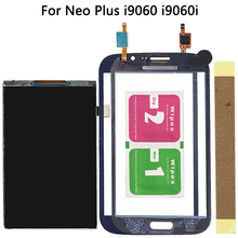 For Samsung Galaxy Grand Neo Plus i9060i i9060 LCD Touch Screen New i9060 Touch Sensor Front Glass Digitizer Panel