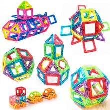 Building-Construction-Toys Magnet-Game Children 3D for Gifts Designer Mini-Size