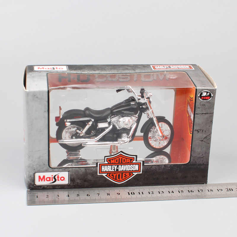 1:18 Timbangan Maisto 2014 Sportster Besi 883 Diecasts dan Mainan Model Kendaraan Sepeda Motor Mainan Miniatur Hobi Hadiah untuk Anak-anak