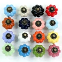 1x Multi-color Ceramic Cabinet…