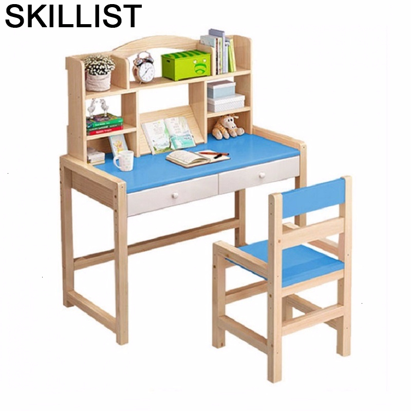 Stolik Dla Dzieci Silla Y Mesa Infantiles Baby Desk For And Chair Avec Chaise Adjustable Bureau Kinder Enfant Study Kids Table