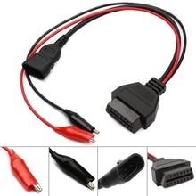 Auto kabel für Fi * zu 3 Pin zu 16 Pin OBDII OBD2 stecker Adapter Auto Auto Kabel obd 3pin diagnose Kabel