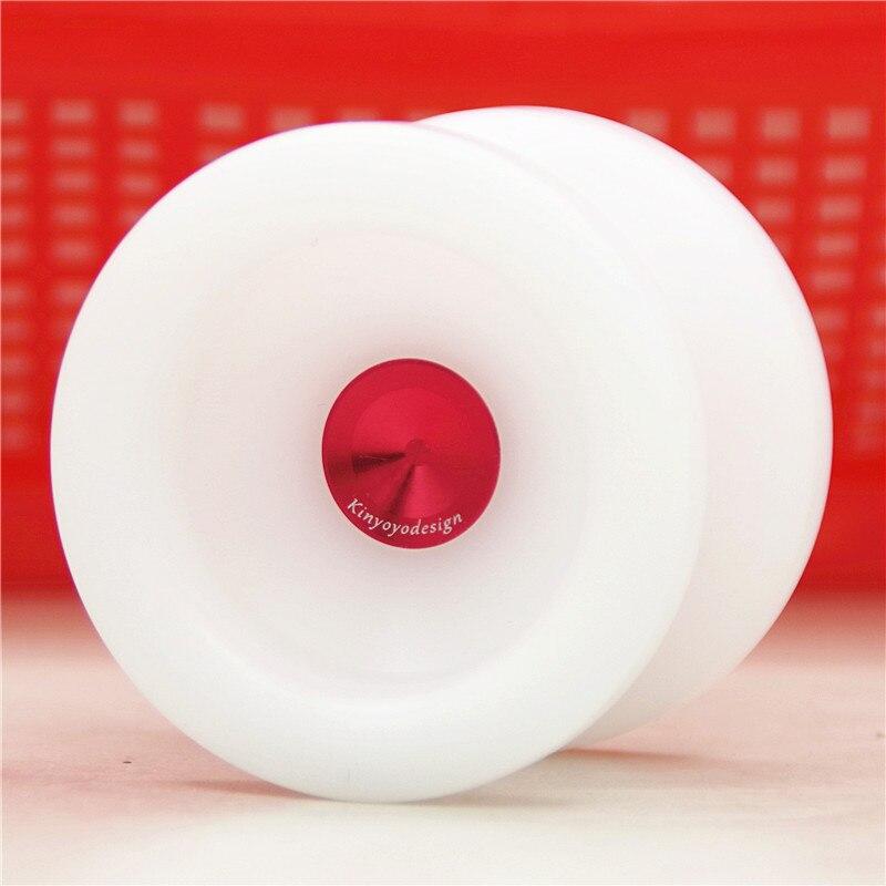 NEW  Kinyoyodesign  Diamond DustIII  YOYO CNC Pom Yoyo Rubber Ball 1a 3a 5a