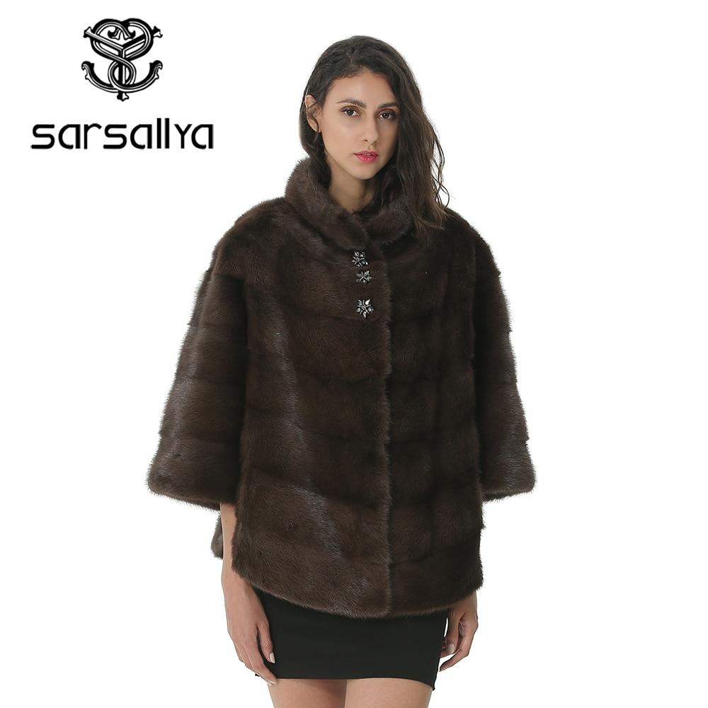 Mink Fur Coat Women Winter Real Fur Coat Mink Warm Female Natural Fur Mink Coats And Jacket Poncho Casual Women Clothes 2020 New
