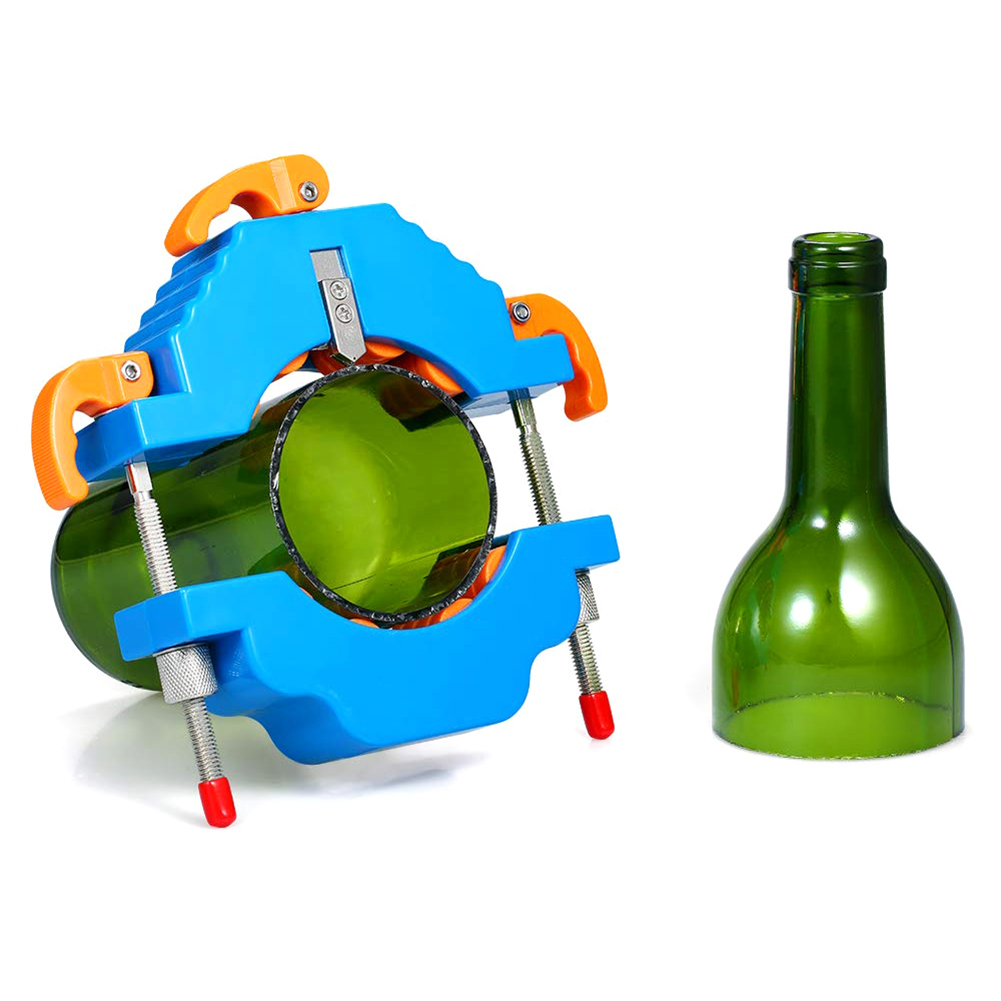 Adjustable DIY Cut Tools Machine Glass Bottle Cutter Glass 2mm To 12mm Wine Beer Jar Recycle Cutting Tool Art Craft Diy