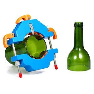 Image 1 - מתכוונן DIY לחתוך כלים מכונת זכוכית בקבוק חותך זכוכית 2mm כדי 12mm יין בירה צנצנת מיחזור חיתוך כלי אמנות קרפט Diy