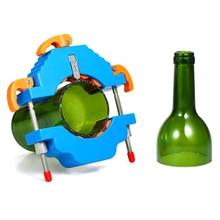 Diy ajustável corte ferramentas máquina cortador de garrafa vidro 2mm a 12mm vinho cerveja jar reciclar ferramenta de corte arte artesanato diy