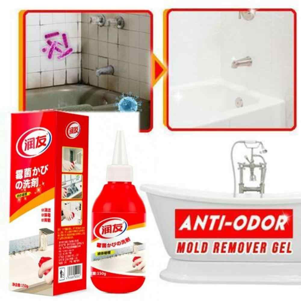 Cozinha banheiro anti-odor removedor de molde poderoso removedor de molde gel japonês fórmula cleaner contém absobers de umidade química