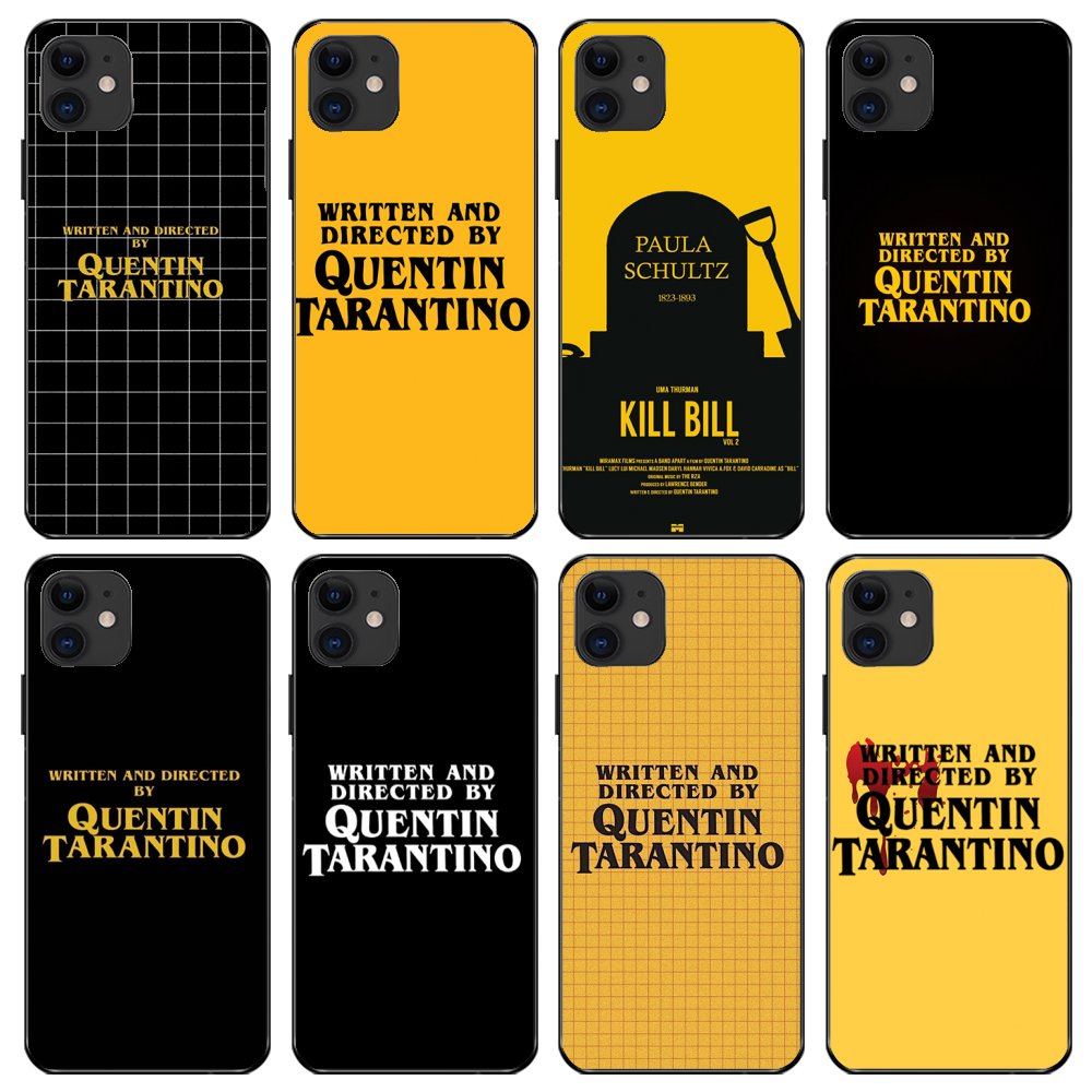 nbdruicai-written-directed-quentin-font-b-tarantino-b-font-coque-shell-phone-case-for-iphone-11-pro-xs-max-8-7-6-6s-plus-x-5s-se-xr-case