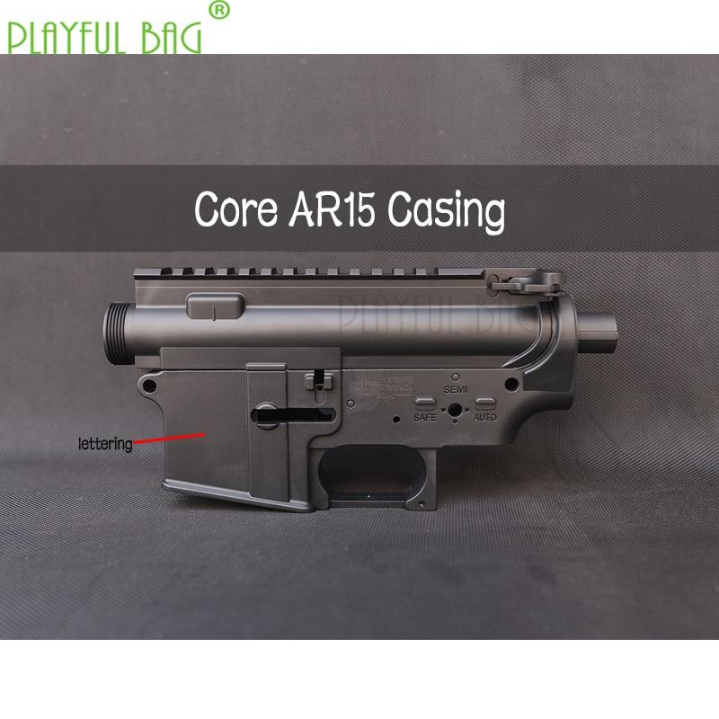 Playful Bag CS Toys Core AR15 M4a1 High Quality Nylon Casing Water Bullet Gun Store Tactical DIY Toys Parts OB30