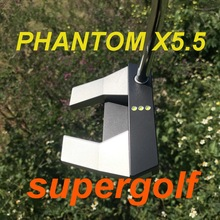 New OEM quality golf putter PHANTOM X5.5 putter with 32/33/34/35/36inch headcover Phantom X 5.5 golf clubs