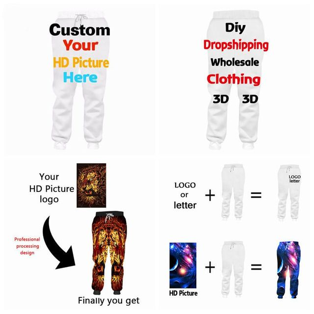 Fashion Weeds Pants Unisex 3D Smoking Leaf Print Casual Loose Trousers Streetwear Hip Hop Active Sports Joggers Sweatpants S-4XL 6