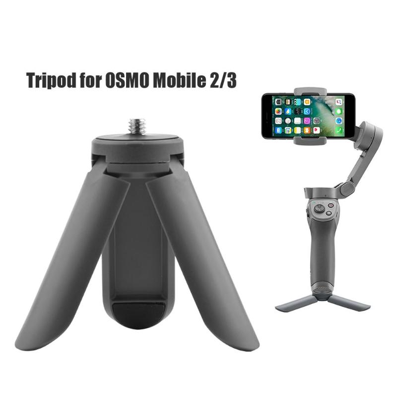 Hot Sale Gimbal Stabilizer Foldable Tripod Handheld Gimbal Stabilizer Extreme Foldable Extendable Tripod For DJI Mobile 2/3