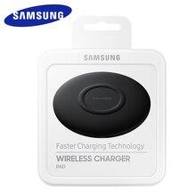 Samsung cargador inalámbrico rápido Qi, carga rápida de 15W para Galaxy S10, S9, S8 Plus, S7, S6, Edge, Note 8, 9, 10, IPhone 11, 8 Plus, X, XR, XS
