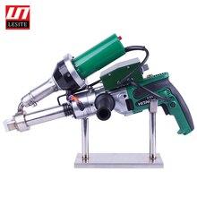 Wytłaczanie tworzyw sztucznych pistolet spawalniczy wytłaczanie tworzyw sztucznych spawacz PP HDPE ręczne spawanie wytłaczarka ręczna wytłaczarka LESITE LST600A
