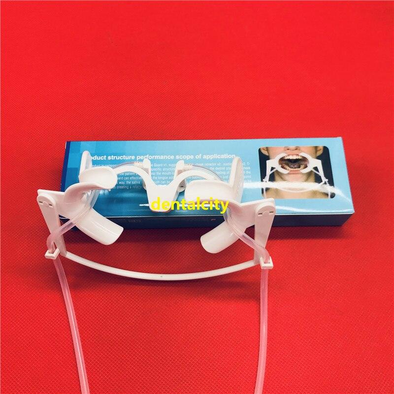 retractor dental com dente de saliva suboral labio bochecha retractor boca abridor bochecha expandir equipamento de