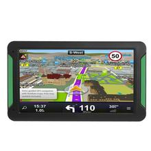 Car GPS Navigation Truck Fm-Transmitter Touch-Screen Europe-Map Portable 7inch 8GB HD