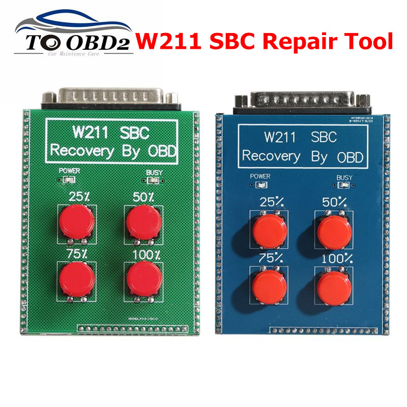 W211 R230 ABS SBC Tool Repair Code C249F For Mercedes for Benz Obd SBC Reset Tool For Benz SBC Repair Tool Best Price