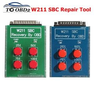 Инструмент для ремонта W211 R230 ABS/SBC код C249F для Mercedes Benz Obd SBC сброс инструмент для Benz SBC инструмент для ремонта Лучшая цена