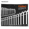 Box Ende Wrench Dual Kopf Doppel Ende Ring Spanner Tief Offset Ring 6-32mm Hand Tool Set