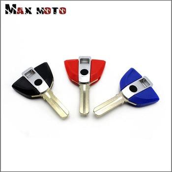 Para BMW S1000RR S 1000 RR R S1000R HP4 F700GS F700 GS, accesorios para motocicleta, piezas de Motor, llaves en blanco para Moto