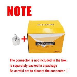 Image 5 - Mini regulador de gás co2 com tanque paintball adaptador conversor para homebrew corny barril 0 6060psi