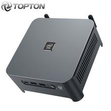 10-го поколения Xeon W-10885M Core i9 10980HK Intel Mini PC 2 LAN Windows 10 2 * DDR4 2 * NVMe игровой компьютер DP HDMI Type-C 3x4K дисплей